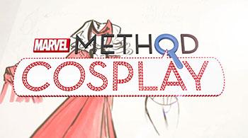 marvel method cosplay
