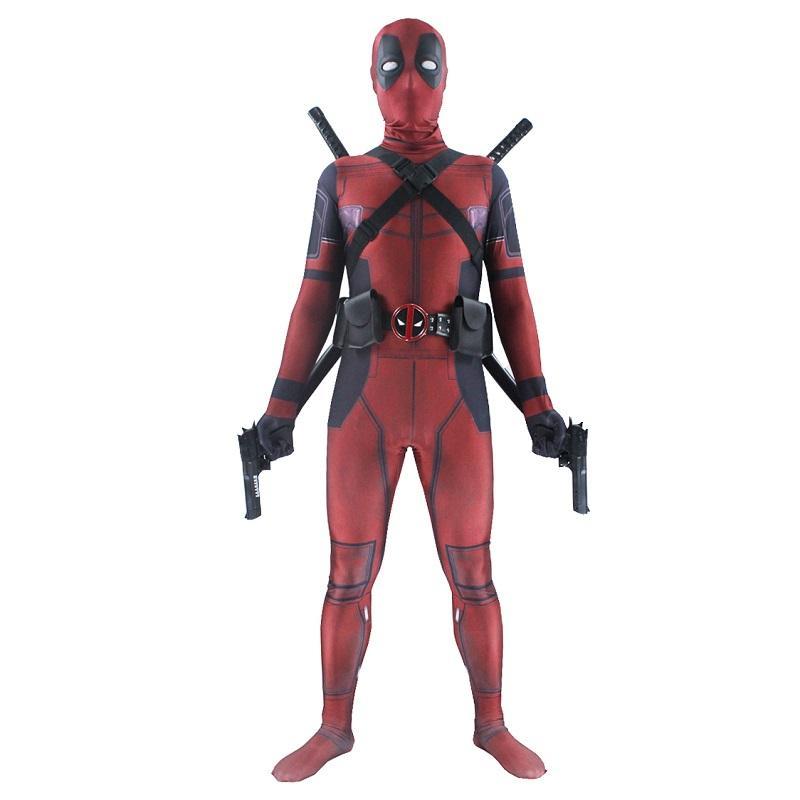 Deadpool Cosplay Costumes
